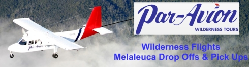 Melaleuca flights with Par Avion