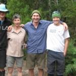 Harry, Ange, Phil & Jack