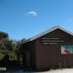 Walker Registration Hut at Melaleuca